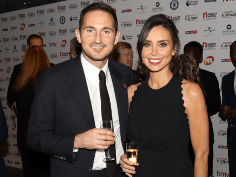 Christine Bleakley would snoop on Frank Lampard's phone if she had 'niggling doubts' he was cheating