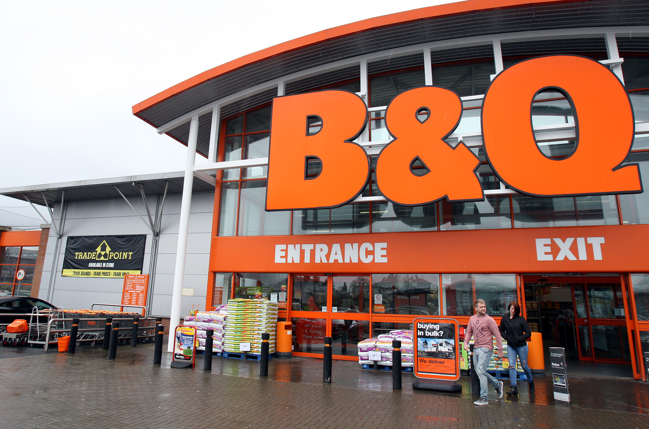 B&Q opening times for Good Friday, Easter Sunday and Easter Monday 2019