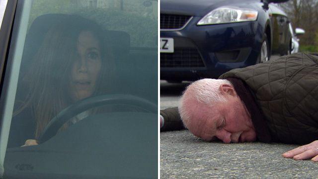 Emmerdale spoilers: Exit story for Megan Macey as she kills Eric Pollard?