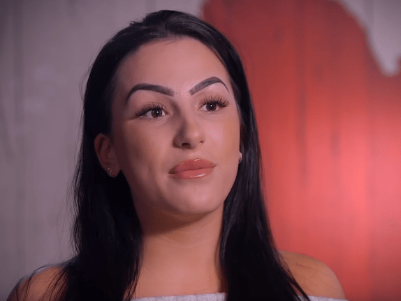 First Dates Georgia has already split from date who faked £100,000 scratchcard win