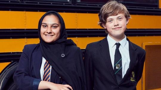 Great British School Swap on Channel 4