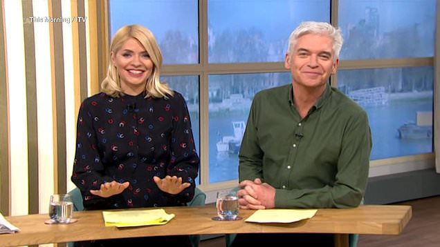 'I'm safe today' Holly Willoughby fully recovered after April Fools' Day prank turned into disaster