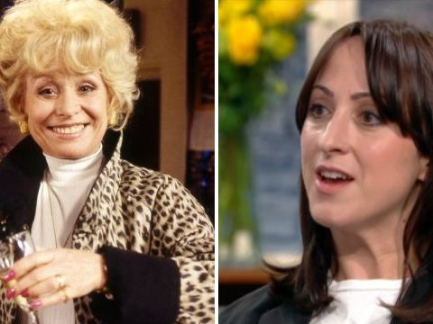 Eastenders' Natalie Cassidy praises 'amazing' Barbara Windsor amid dementia battle