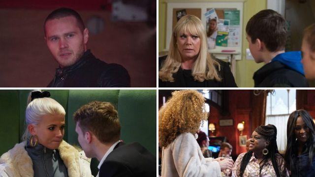 10 EastEnders spoilers: Ben Mitchell's shock secret, Denny's drug danger, and two surprise romances