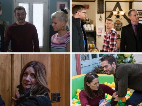 25 soap spoilers: Coronation Street fresh suspect, EastEnders kidnap, Emmerdale surgery trauma, Hollyoaks DNA reveal