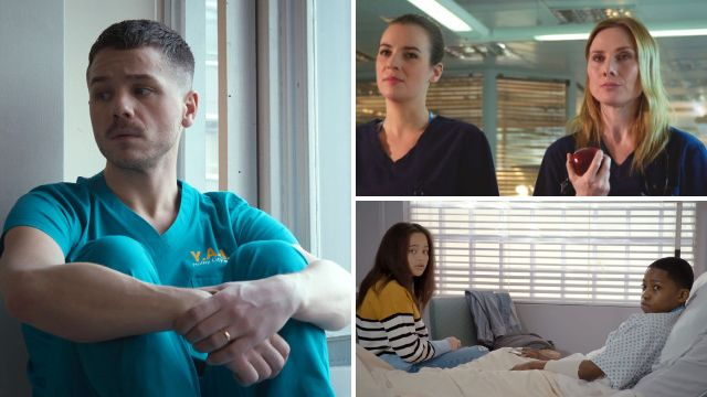 7 Holby City spoilers: Dominic makes a drastic decision