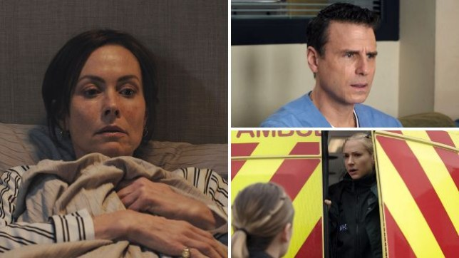 It's a big week ahead for Connie Beauchamp (Amanda Mealing)