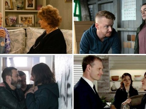 10 Coronation Street spoilers: Gemma's pregnancy bombshell, Peter's Carla horror, violence for Gary