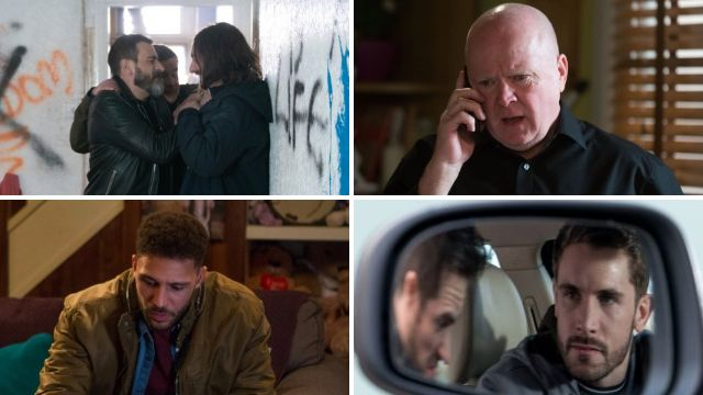 12 soap spoiler pictures: Coronation Street pregnancy shock, Emmerdale's Maya caught, EastEnders death fears, Hollyoaks harassment twist
