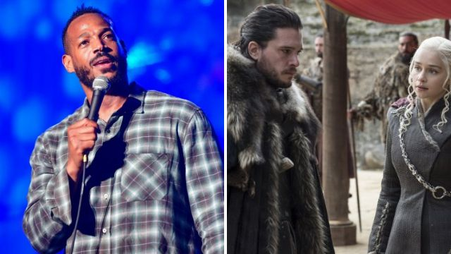 Marlon Wayans insists Game Of Thrones needs more Black people to fly dragons