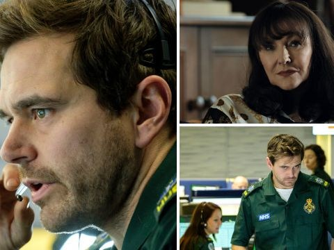 7 Casualty spoilers: Stress piles up for Iain as he works in ambulance control