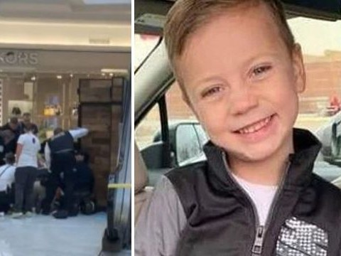 Mall of America balcony throw victim Landen Hoffman regains consciousness