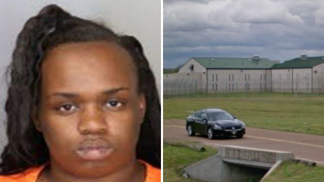200-pound woman, 24, 'pushed boy, 4, down to the ground and raped him'