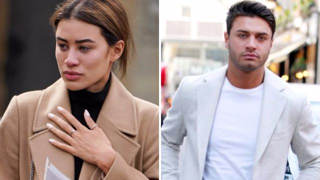 Montana Brown shares touching eulogy at Mike Thalassitis' funeral as she begs stars to be 'kinder'