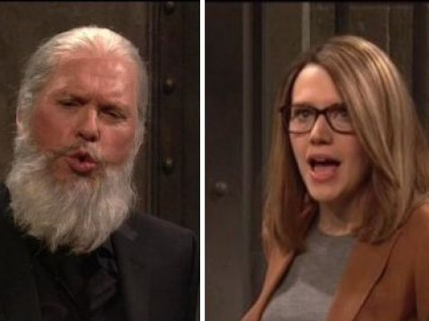 Julian Assange and Lori Loughlin become cellmates with Tekashi69 in hilariously savage SNL sketch