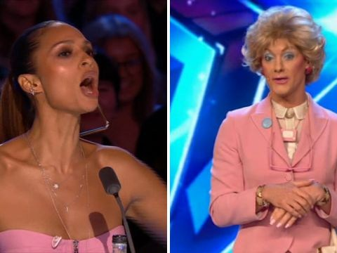 Britain's Got Talent's Alesha Dixon 'completely insulted' by comedy song that took a swipe at her career