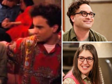 The Big Bang Theory's Mayim Bialik shares epic throwback to celebrate Johnny Galecki's birthday