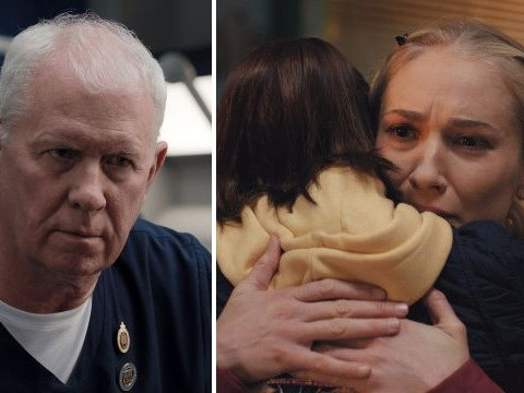 Casualty review with spoilers: David's in the frame for attacking Charlie and Ruby in danger