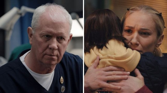 Casualty drama for Charlie and Ruby