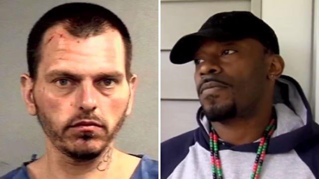 Man shot intruder who began undressing in 12-year-old girl's bedroom