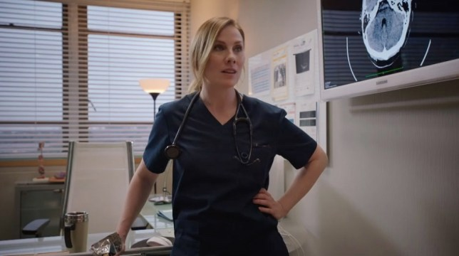 Jac is angry in Holby City