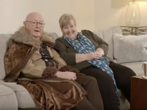 James Corden's mum and dad watch Game Of Thrones for the first time and it's precious