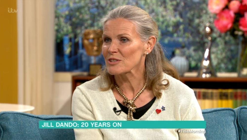 Judith Dando, Jill Dando's cousin