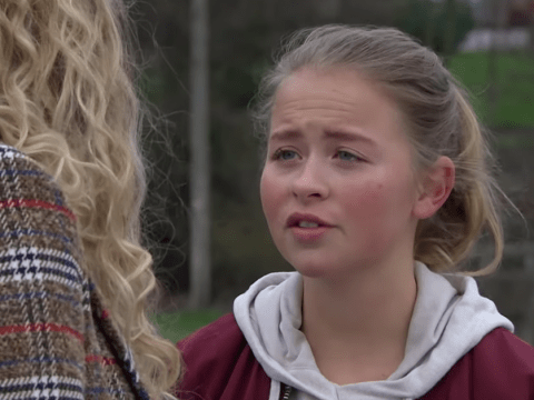 Emmerdale spoilers: Liv Flaherty takes shocking action against predator Maya Stepney tonight over her abuse of Jacob Gallagher