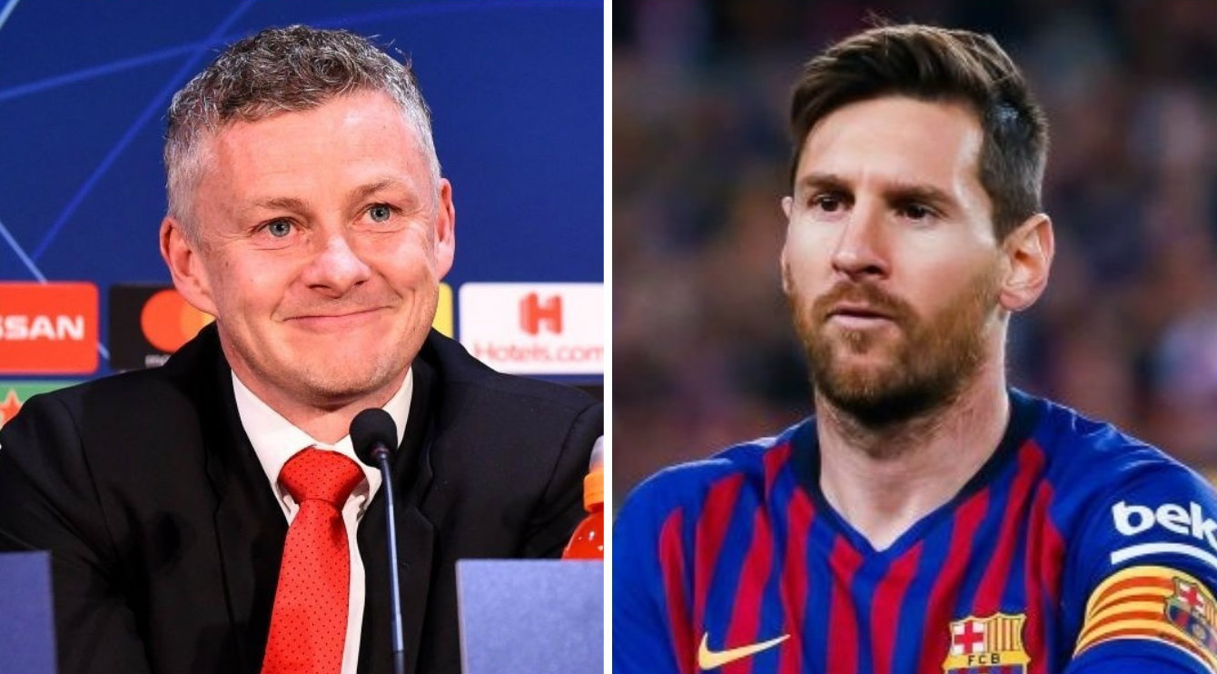 Manchester United must use Jose Mourinho tactic against Lionel Messi, says Lothar Matthaus