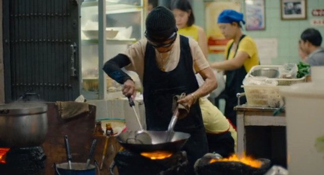 Netflix's Street Food becomes new binge obsession as viewers praise 'iconic' 73-year-old Thai cook