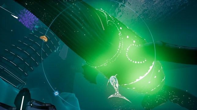Jupiter & Mars (PS4) - dolphin friendly