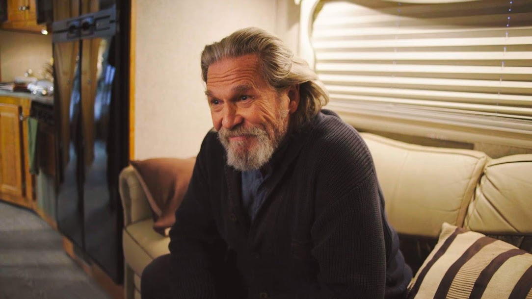 Jeff Bridges on why he wants to hang out with Donald Trump and build bridges