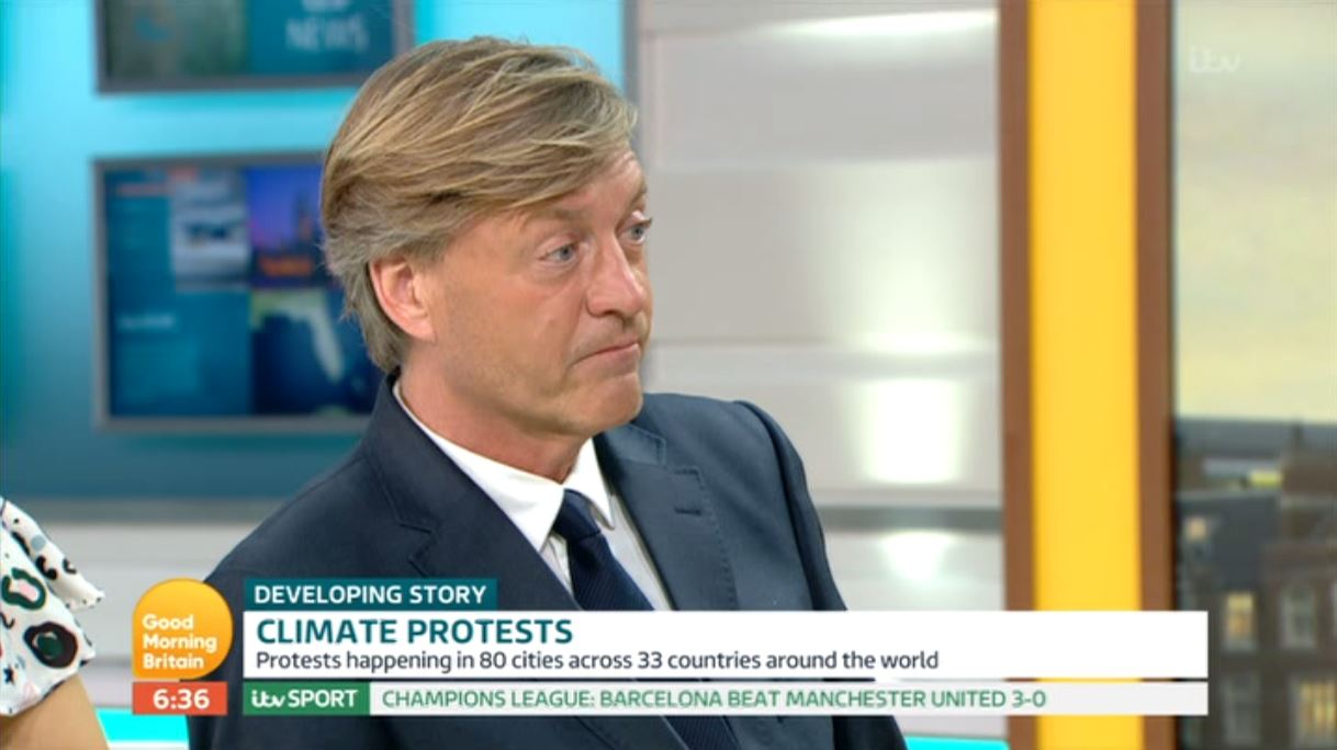 richard madeley offended david attenborough fans on gmb