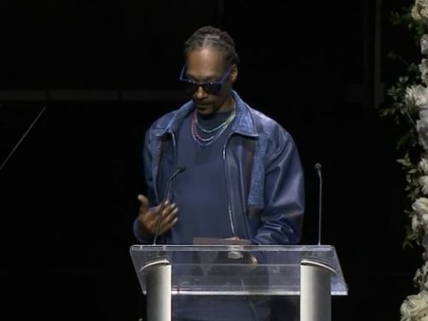 Snoop Dogg fights back tears over Nipsey Hussle as he remembers rapper's 'kind spirit'