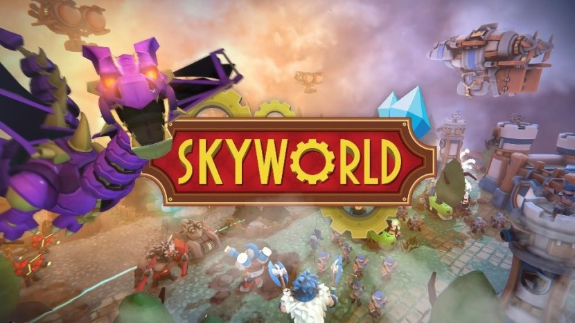 Skyworld VR review – virtual tabletops