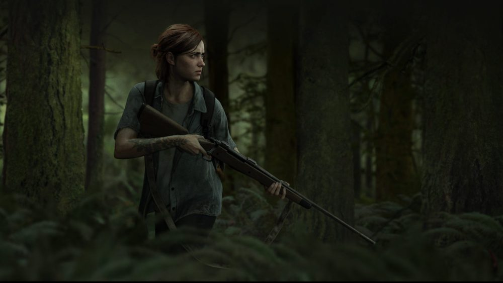 The Last Of Us Part II has already shot its final scene