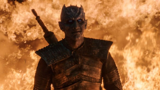 The Night King Game Of Thrones