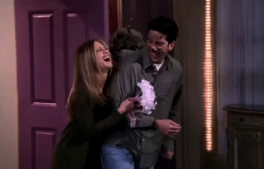 10 times Ross from Friends was actually the worst human ...