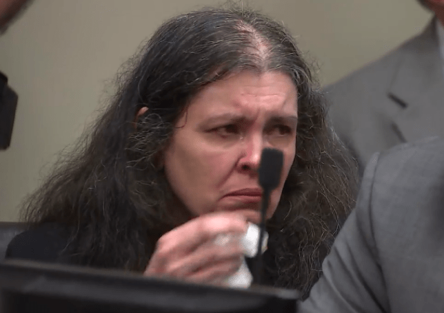 House Of Horrors Parents David And Louise Turpin Sob As Abused Kids