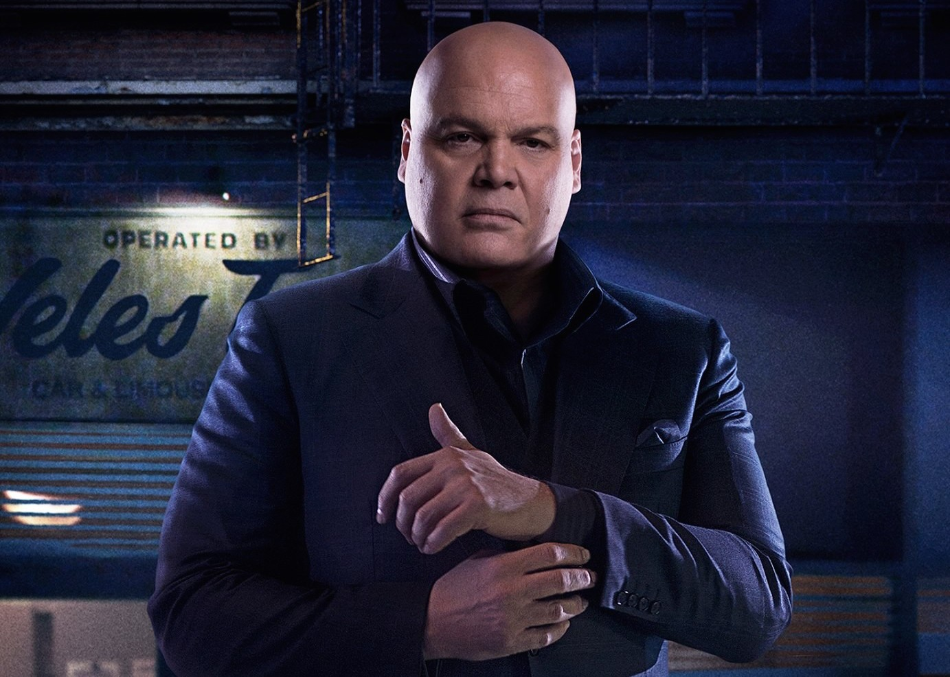 Daredevil star Vincent D'Onofrio lands new TV role after Marvel show axing