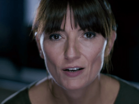Davina McCall tears up as she recalls heartbreaking moment older sister died of cancer