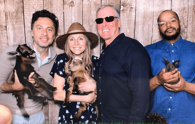 Scrubs cast reunite for Easter getting our hopes up for a reboot