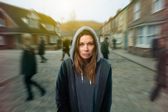 Carla is defeated in Coronation Street