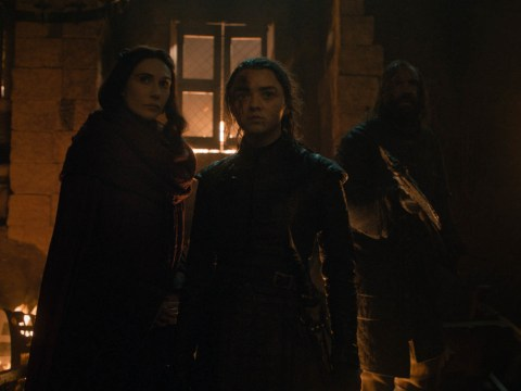 Who was Arya disguised as before the Night King twist in Game of Thrones season 8 episode 3?