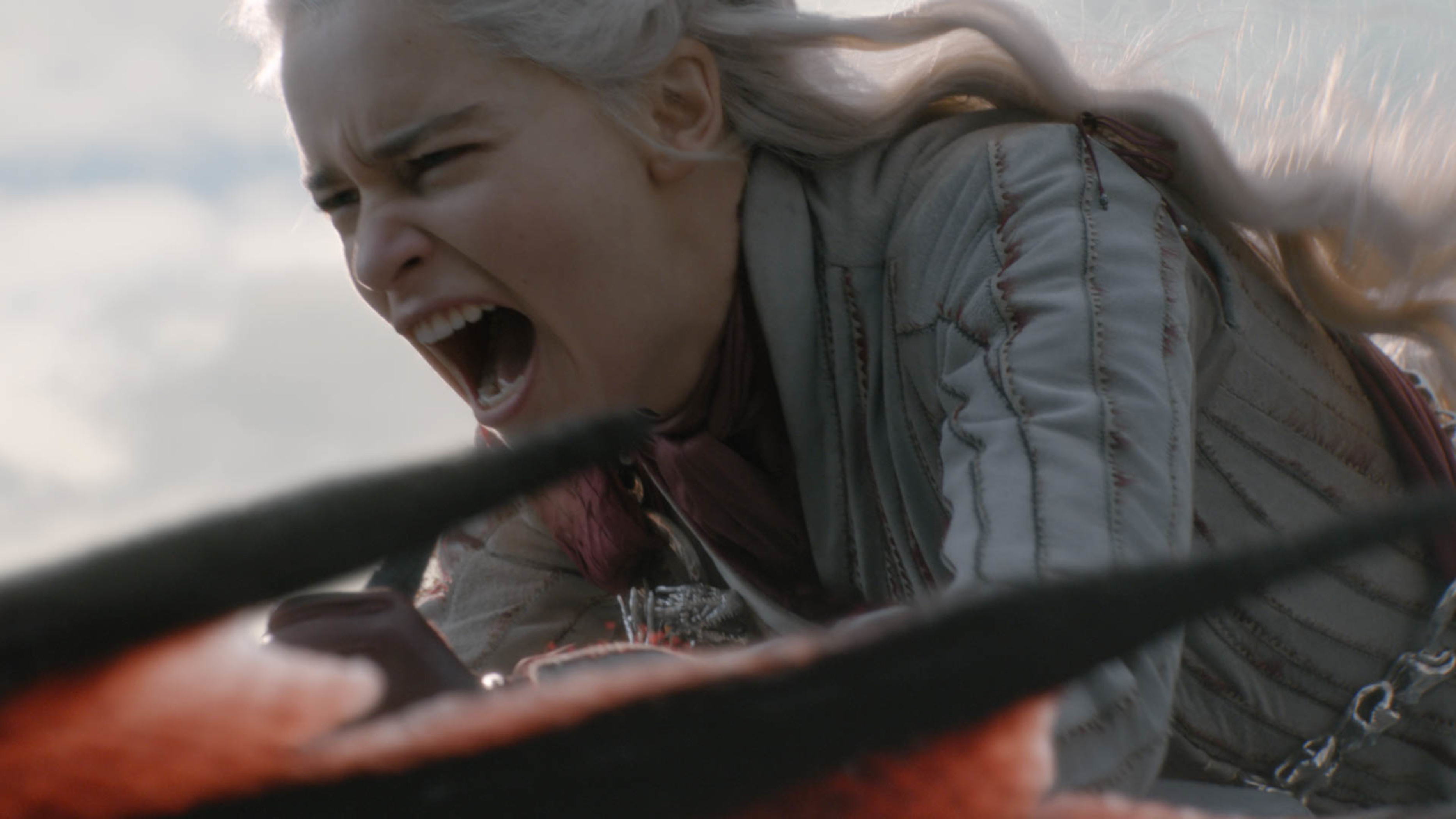 Emilia Clarke's reaction to the Game of Thrones season 8 finale confirms our worst fears