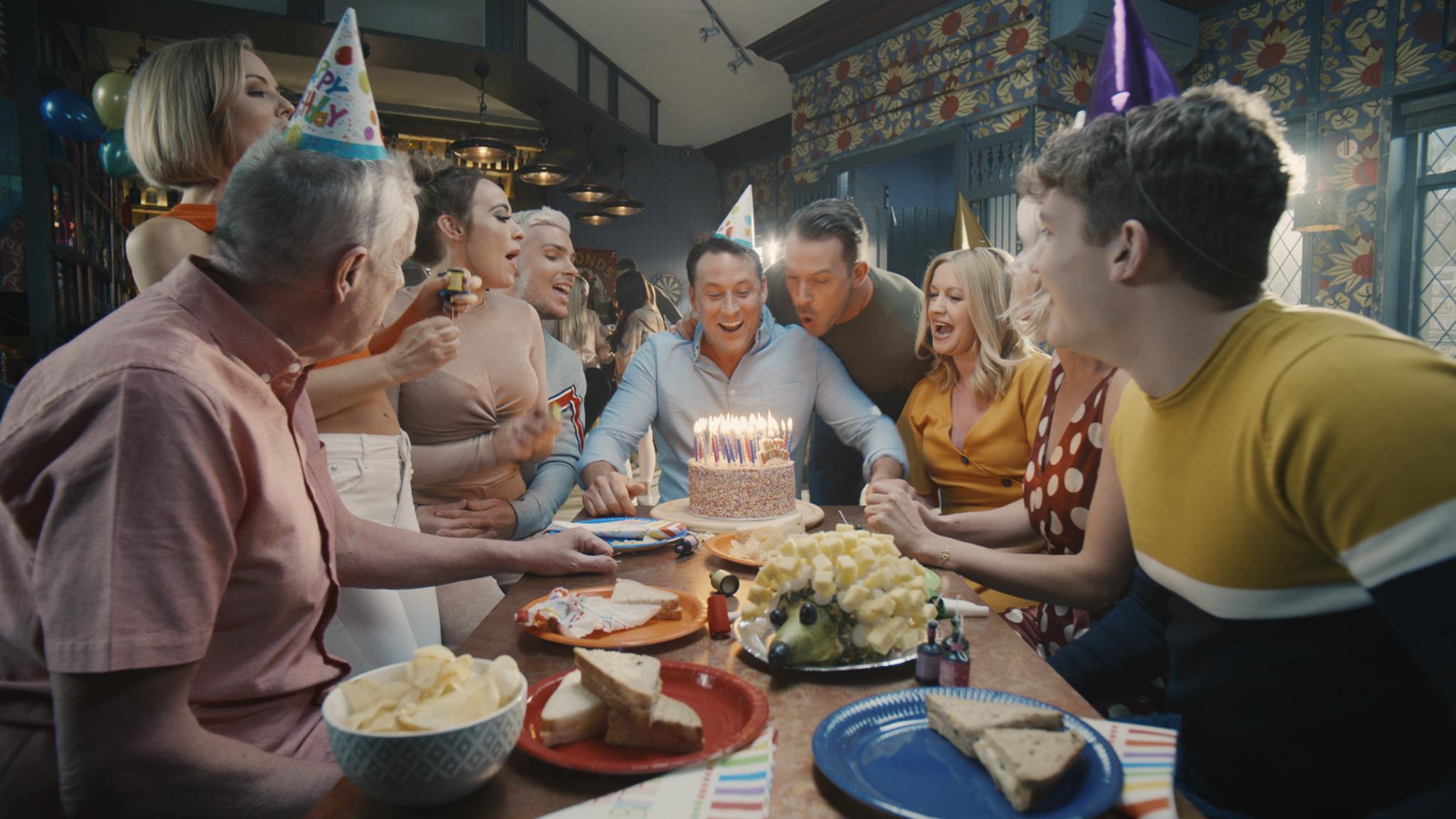 Tony's Birthday in new Hollyoaks trail;er