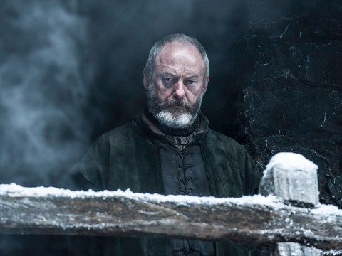 Liam Cunningham tries to explain Game of Thrones' coffee cup-gate