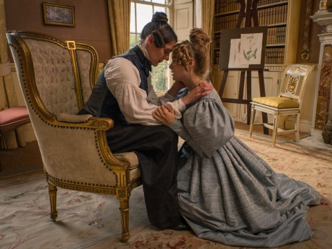 Raunchy Gentleman Jack scene catches viewers by surprise as the Suranne Jones drama continues to impress