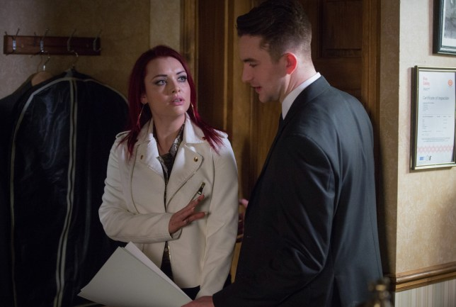 EastEnders spoilers: Ben affair leads to Callum and Whitney