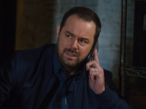 What is wrong with Mick Carter in EastEnders?